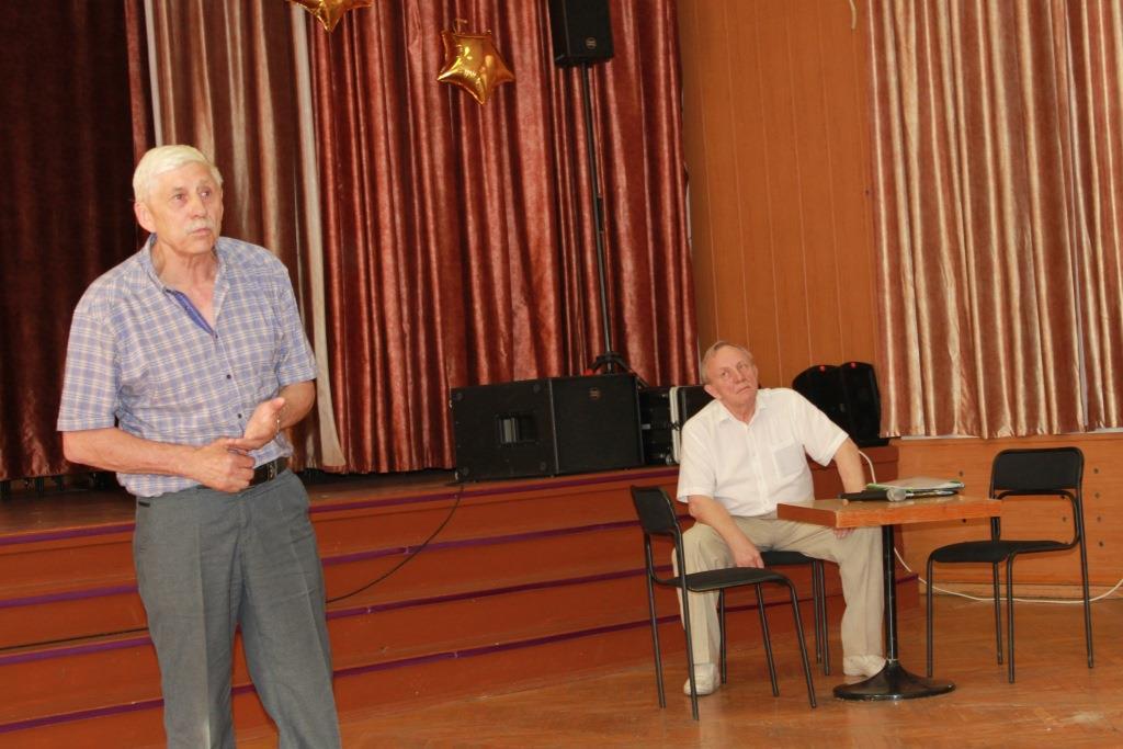 Выступление В.С. Матлашова