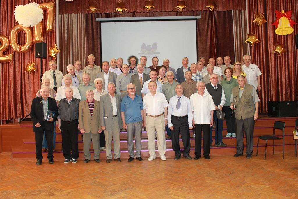Общая фотография участников собрания