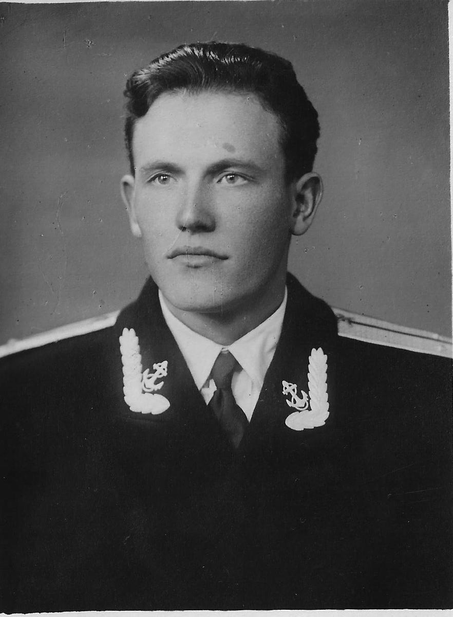 Лейтенант 1958 год